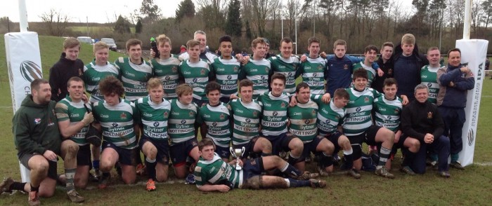 Corsairs U17 NLD League 2015