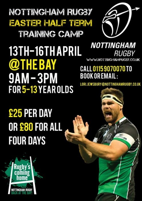 Nottingham Rugby Camps