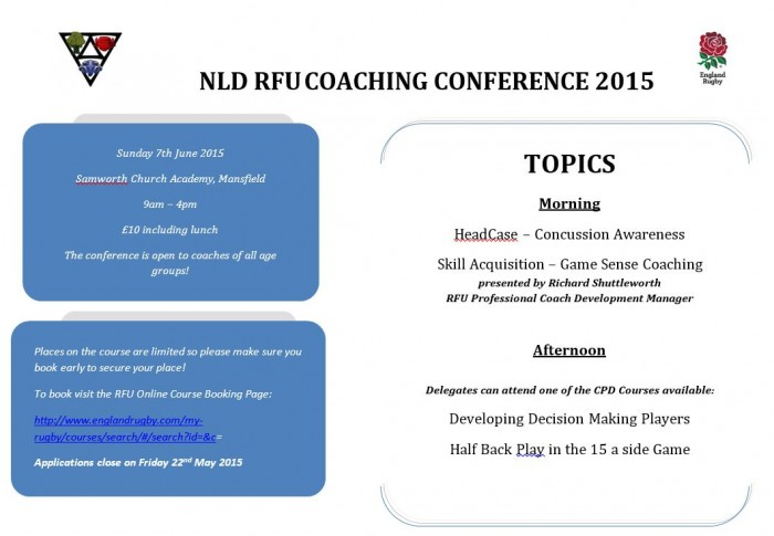 Coaching Conference 2015