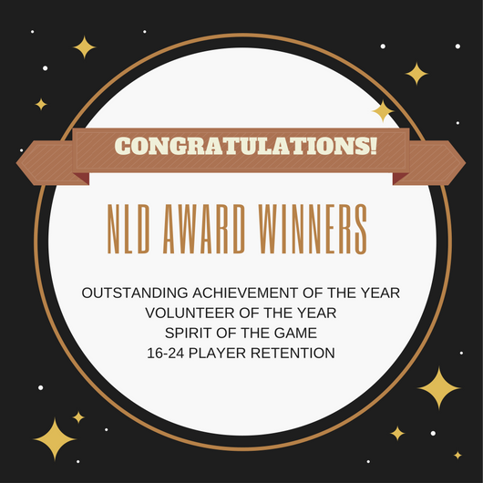 nld are delighted to announce the winners of the 2016 17 nld awards which are in their third successive year of running